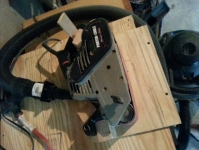 Belt Sander Bench Mount