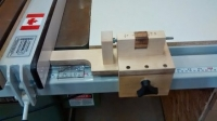 Table Saw Fence Micro-Adjuster