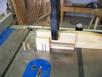 Dowel Cutting Jig