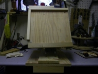 Relief Carving Easel