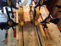 Cutting Board Clamping Jig