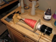 Yarn Winder and Swift