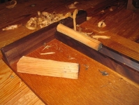 Dowel Carving Jig