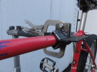 Bicycle Stand Clamping Head