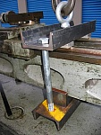 Lifting Clamp for Lathe