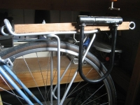 Pannier Rack Modification