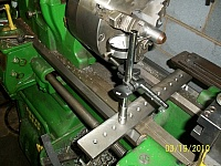 Lathe DTI Holder