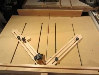 Crosscut and Miter Sled