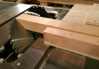 Table Saw Bevel Jig