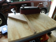 Belt/Spindle Sander Sled