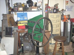 Homemade Bead Roller With Hand Wheel Homemadetools Net