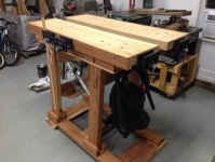 Split Top Workbench