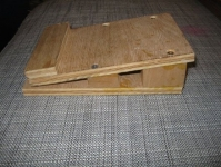 Bandsaw Dovetail Jig