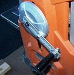 Planer Handwheel Extension