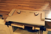 Domino Clamping Jig
