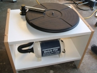 Record Cleaning Machine