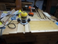 Router Box Making Jig