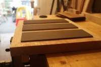 Sharpening Plate Holder