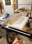 Table Saw Router Wing