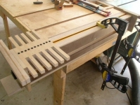 Adjustable Finger Joint Jig