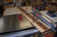 Extra Long Taper Jig