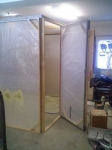 Collapsible Paint Booth