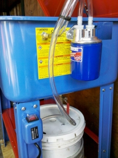 Homemade Parts Washer Modifications Homemadetools Net
