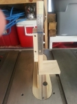 Table Saw Depth Gauge