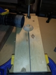 Wood Ball Drilling Jig