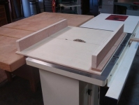 Cutoff and Crosscut Sled