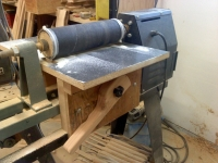 Drum Sander Attachment
