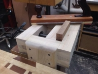 Chairmaker's Saw and Tenon Frame Vise