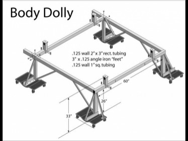 Homemade Engine Stand Plans