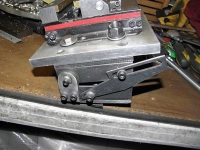 Tilting Table for Machinist Vise