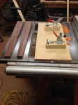 Tapered Leg Table Saw Jig