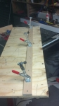 Straight Line Cutting Jig