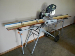 Homemade Miter Saw Extension Wings Homemadetools Net