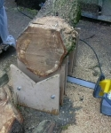 Chainsaw Sawing Platform