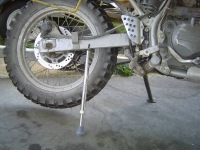 Motorcycle Crutch
