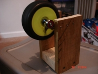 RC Wheel Balancer