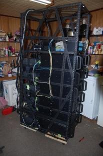 Homemade Server Rack - HomemadeTools.net