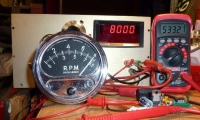 Tachometer Conversion