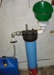 WMO Filtration Unit