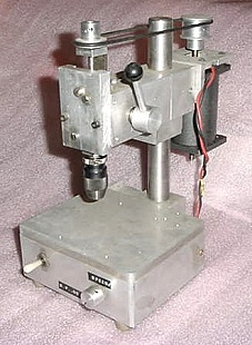 Homemade Mini Drill Press Homemadetools Net