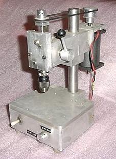 Homemade Mini Drill Press