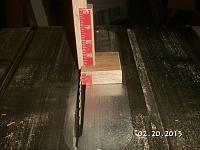 Table Saw Blade Height Gauge