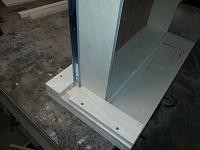 Drawer Front Installation Jig
