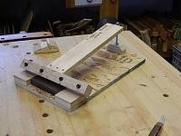 Planer and Jointer Blade Sharpening Jig